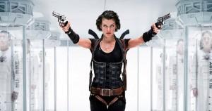 Alice Resident Evil Milla Jovovich