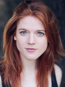 Rose Leslie - Haunted