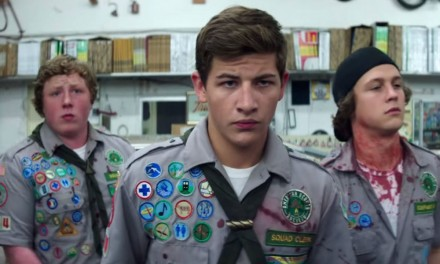 Scouts Guide to the Zombie Apocalypse: Movie Review (4/5)