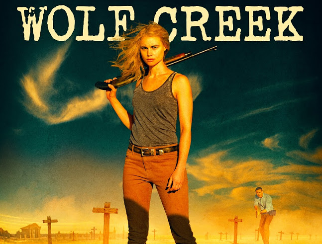 reboot wolf creek used social analytics to help predict how successful the show would be with new audiences.