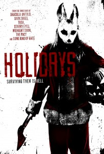 Holidays horror 2016 poster