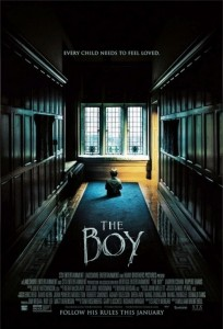 The Boy 2016 poster