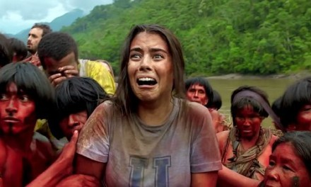 The Green Inferno: Movie Review (3/5)