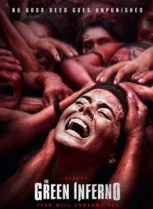 The Green Inferno Poster DVD Eli Roth