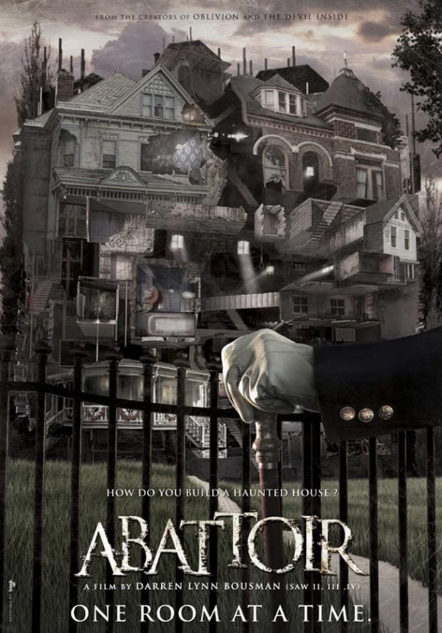 Darren Lynn Bousman is back with a new Horror movie