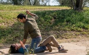 Fear the Walking Dead Mid Season Finale Chris Travis
