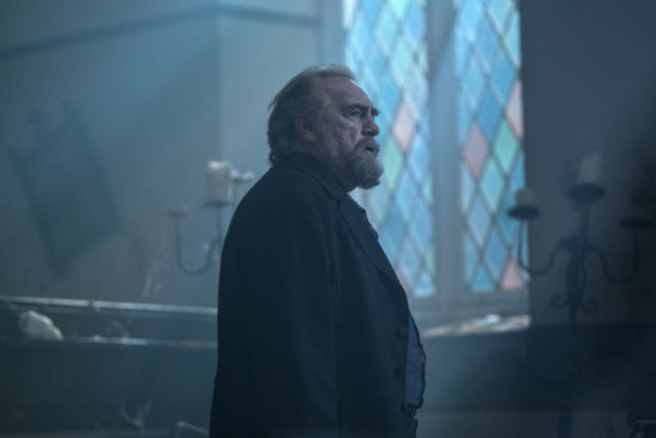 Penny Dreadful S3E05 Brian Cox as Jared Talbot