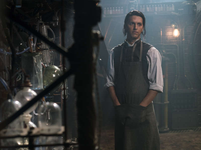 Penny Dreadful Episode 305 Shazad Latif as Dr Jekyll