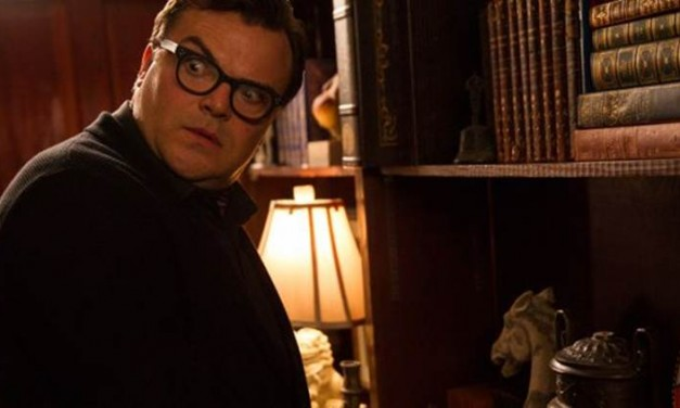 Goosebumps: Movie Review (4/5)