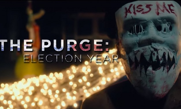 'The Purge 3: Election Year' gets a new trailer