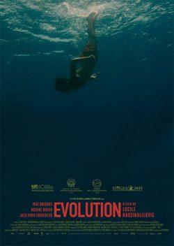 Evolution french horror poster