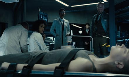 Sci-Fi Horror MORGAN gets first trailer
