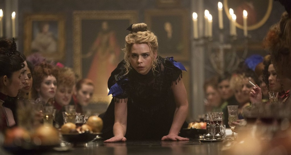 Penny Dreadful Season 3 recap Billie Piper as Lily with Dorian Gray