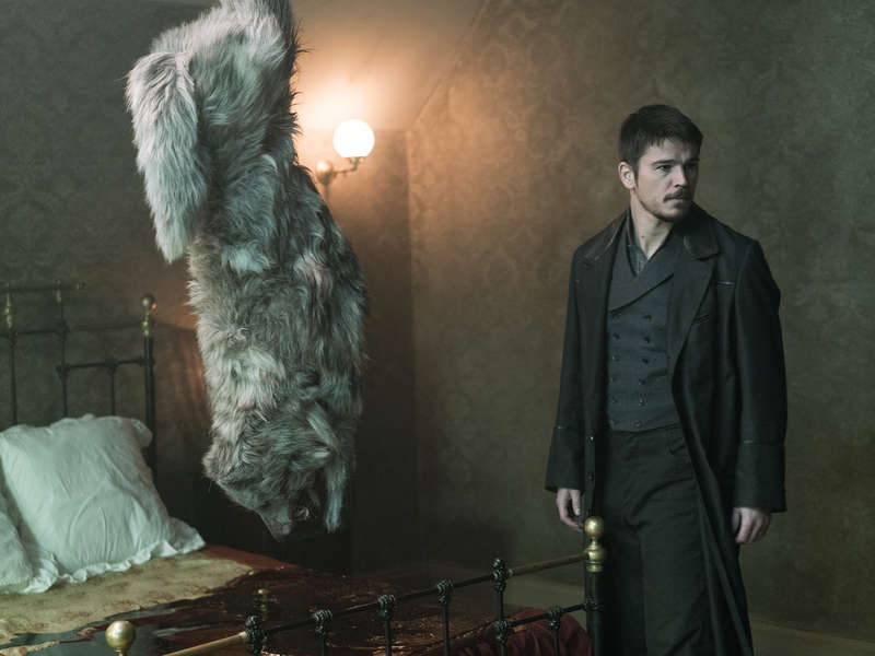 Penny Dreadful Episode 308 Ethan Chandler Josh Hartnett