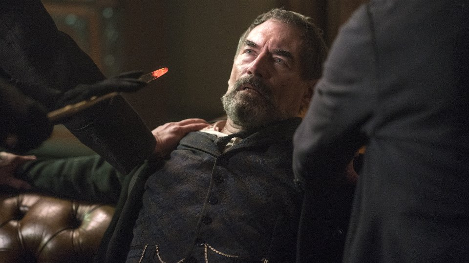 Penny Dreadful S3E08 Sir Malcolm Timothy Dalton