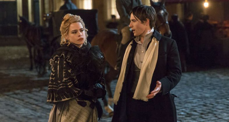 Penny Dreadful Season 3 Episode 7 Billie Piper Reeve Carney