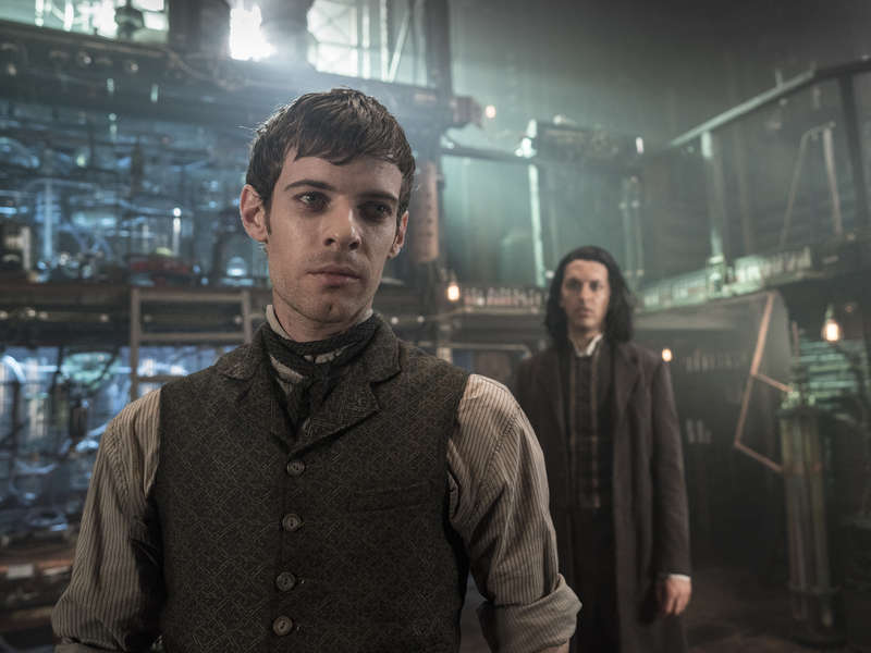 Penny Dreadful Episode 309 Frankenstein Jekyll