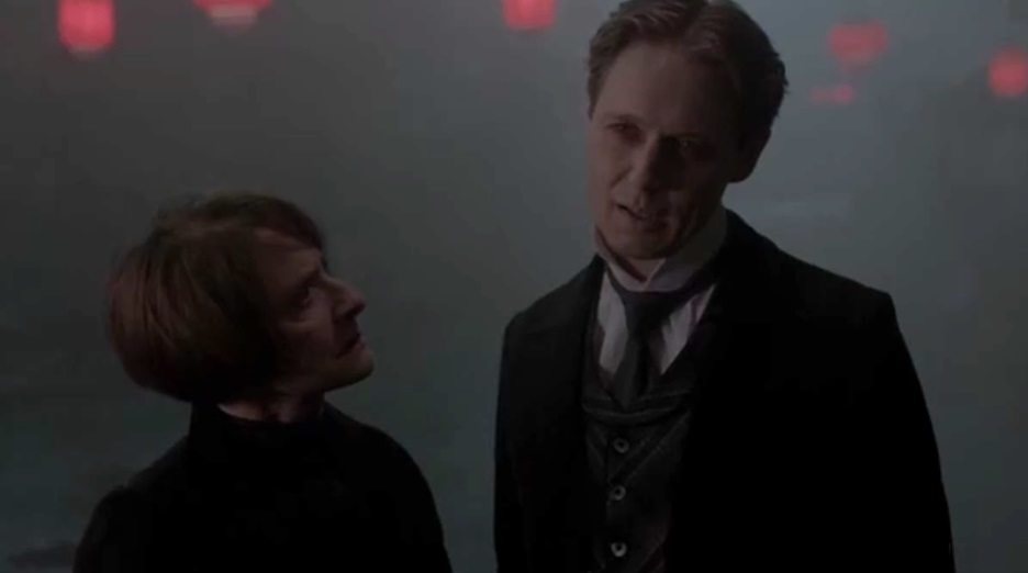 Penny Dreadful Series Finale Dr Seward Renfield