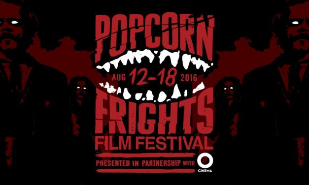Amazing program at Popcorn Frights Film Festival 2016