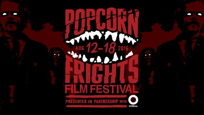 Amazing program at Popcorn Frights Film Festival 2016