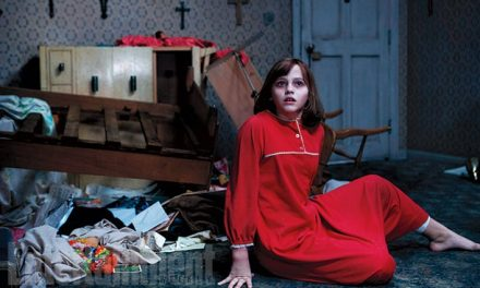 The Conjuring 2: Movie Review (5/5)