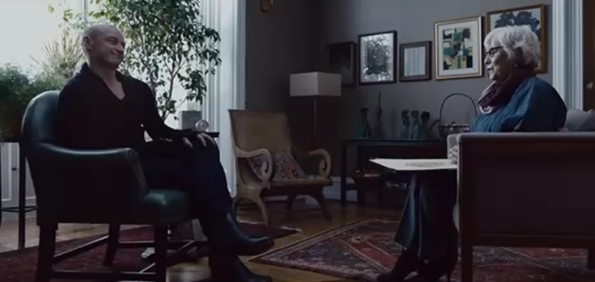Split trailer - James McAvoy and Betty Buckley