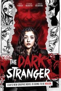The Dark Stranger 2015 poster
