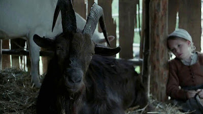 The Witch still - Black Phillip