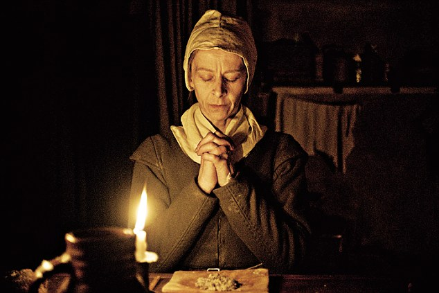 the witch - kate dickie still