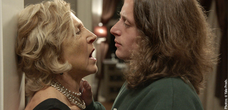 Jack Goes Home - Lin Shaye and Rory Culkin
