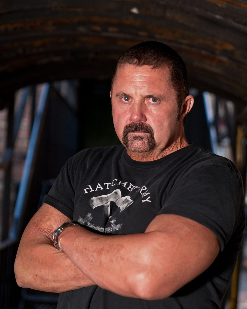 Kane Hodder of Jason Voorhees fame joins Witchula
