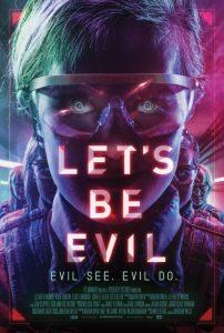Let's Be Evil - Poster