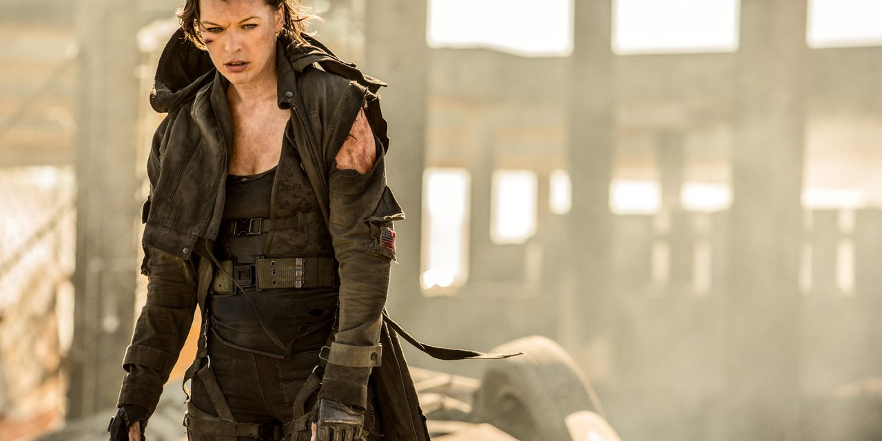 First trailer for Resident Evil: The Final Chapter