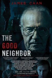 The Good Neighbor poster - aka The Waiting