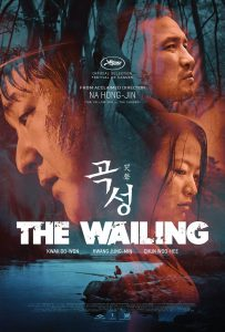 The Wailing review - Goksung - poster