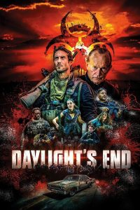 daylights end poster