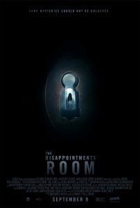 The Disappointments Room poster and trailer