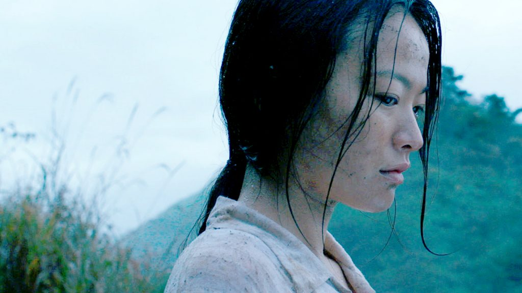 the wailing - review - lady in white Woo-hee Chun