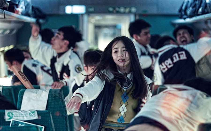 Train to Busan review Horror movie