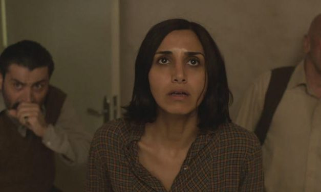 New Trailer and Poster for Iranian Horror Movie 'Under the Shadow'