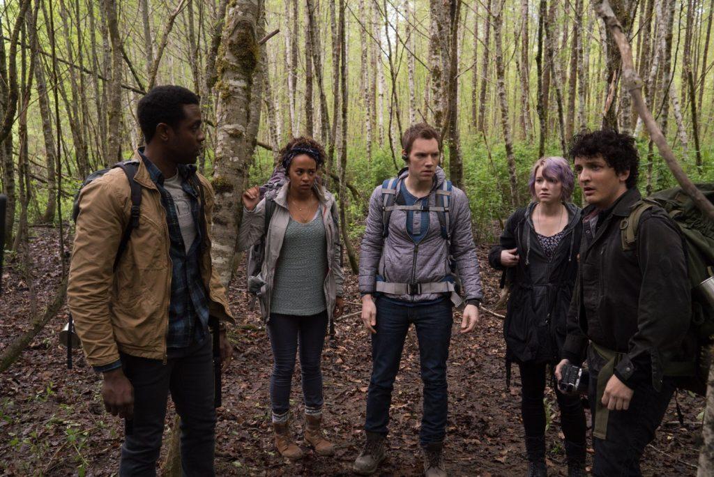 Blair Witch - Wes Robinson - Brandon Scott - Valorie Curry - Corbin Reid - James Allen McCune