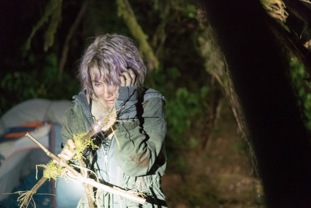 Blair Witch 2016 - Valorie Curry