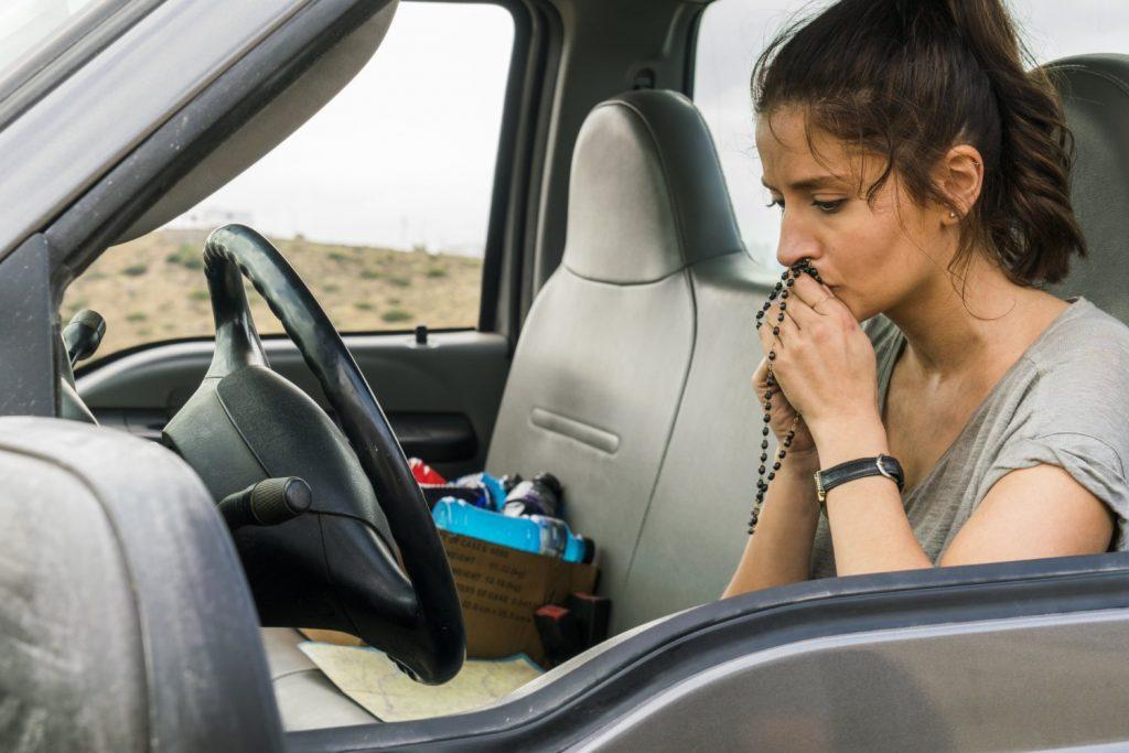 FTWD 2x12 recap Mercedes Mason - Ofelia