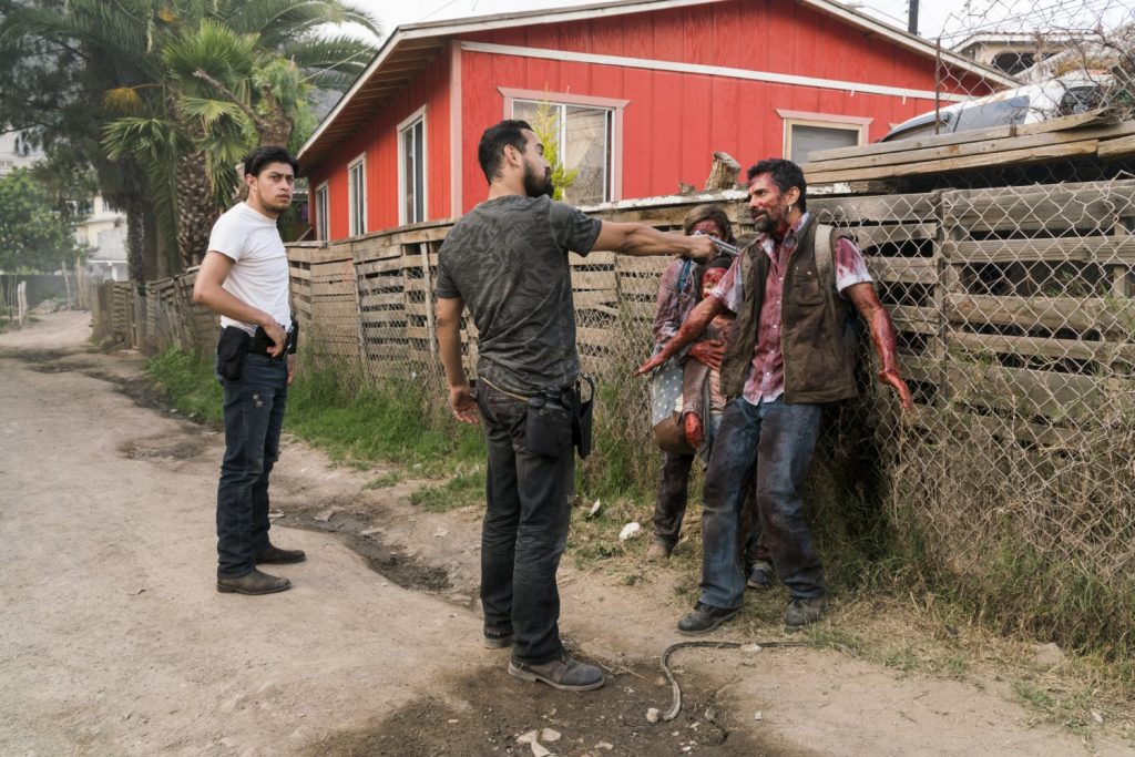 Fear The Walking Dead 2x12 recap Pillar of Salt