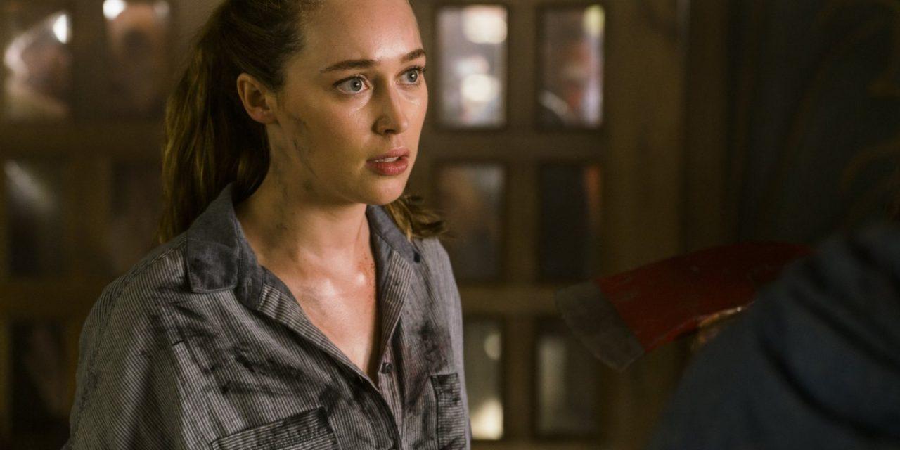 Alycia Debnam Carey Ass fear the walking dead' recap (2.10) | heaven of horror
