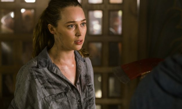 'Fear The Walking Dead' recap (2.10): Alicia Clark rocks and Chris is still crazy!