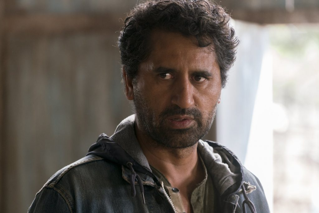 Fear The Walking Dead - 2x10 Do Not Disturb - Cliff Curtis as Travis