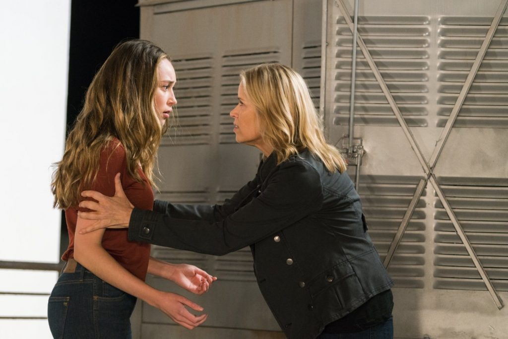 Fear The Walking Dead 2x12 recap Alycia Debnam-Carey and Kim Dickens