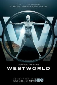 Westworld HBO 2016 new poster