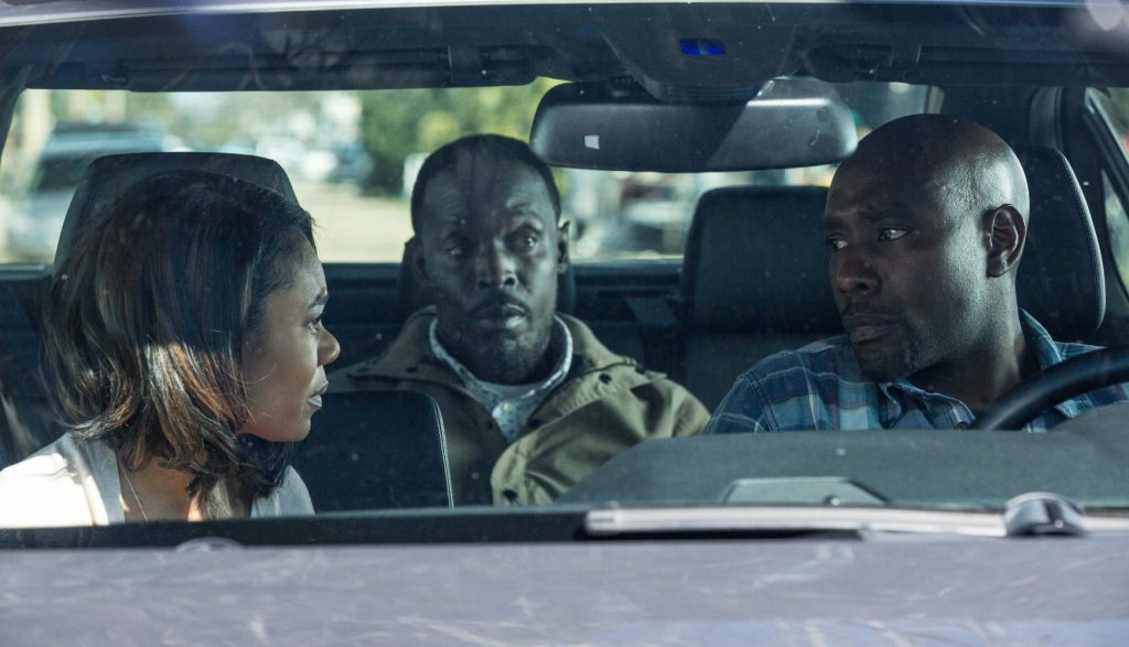 When the Bough Breaks review - Regina Hall with Michael Kenneth Hall and Morris Chestnut
